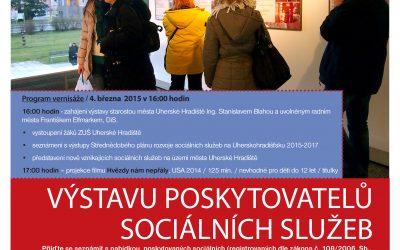Výstava poskytovatelů sociálních služeb