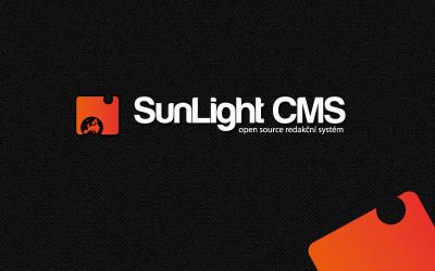 Tvorba loga CMS Sunlight