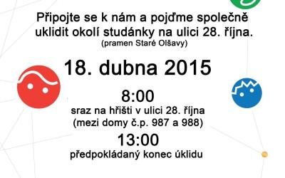 """Město Uh. Hradiště společně sMěstským informačním centrem UH podpoří akci – """"Ukliďme Česko"""""""