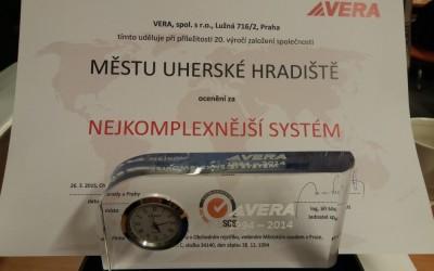 Návštěva 20letého výročí firmy VERA vChoceradech u Prahy