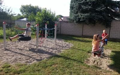 Rozšíření a údržba dětského hřiště vMíkovicích, koncepce všech dětských hřišť