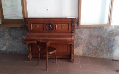 Piano vulicích Uh. Hradiště – atrium Havlíčkovy ulice