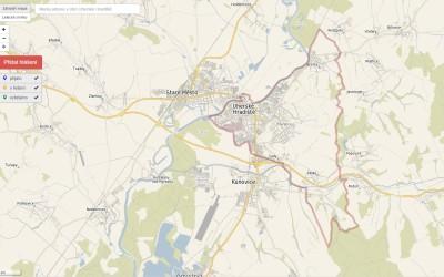 Dnes byla spuštěna na internetových stránkách města Uh. Hradiště nová aplikace – Zlepši své město.