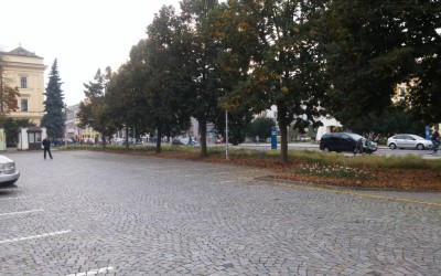 Revitalizace významné sídelní zeleně města (II. etapa)