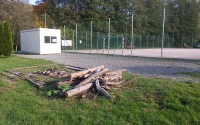 Sportoviště pod přehradou – místní část Míkovice