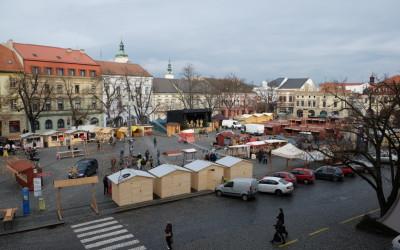 Vánoční jarmark vUherském Hradišti – 2015