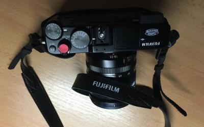 Výměna zrcadlovky Nikon za Fujifilm. Návrat na začátek.