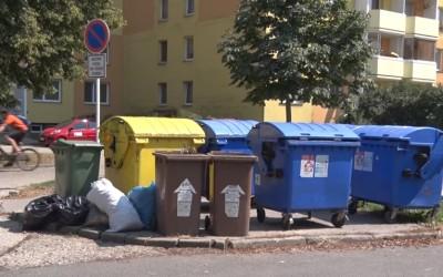 Podpora třídění odpadu ve městě Uherské Hradiště