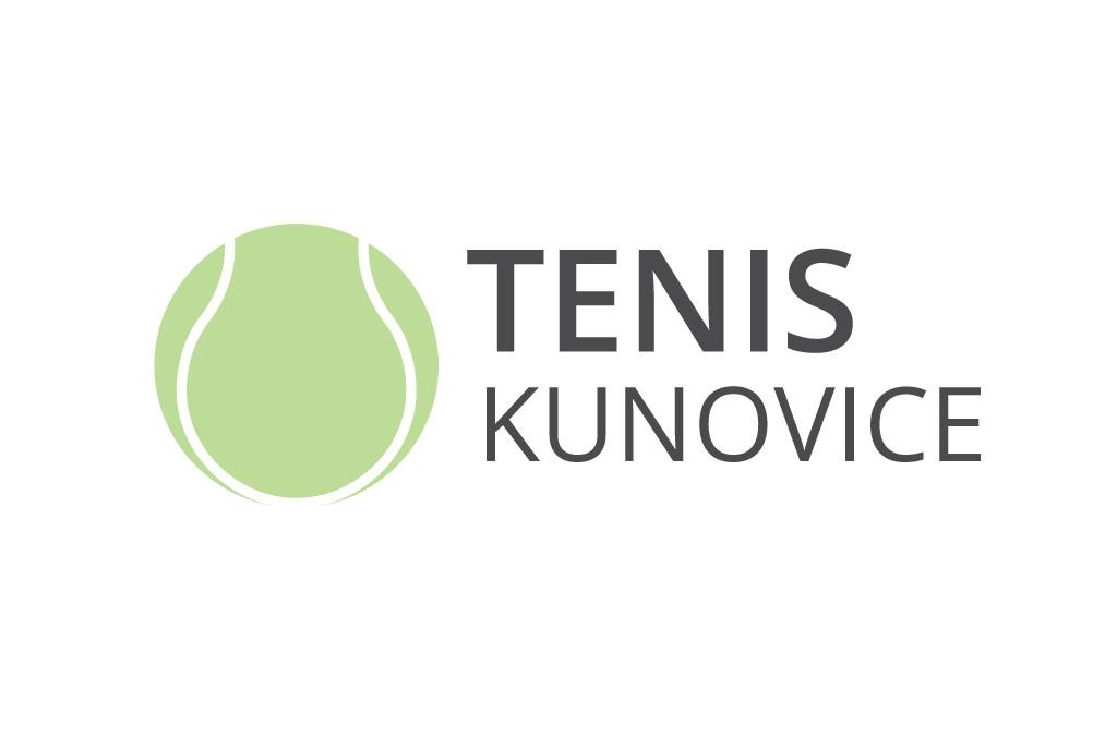 Tvorba loga Tenis Kunovice