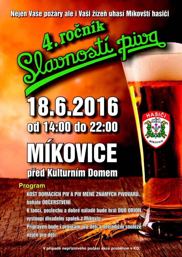 Plakát_Slavnosti piva 2016