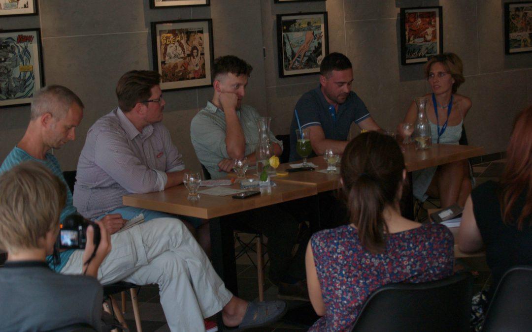 Jak jsem diskutoval vrámci LFŠ sOndřejem Kobzou a veřejností