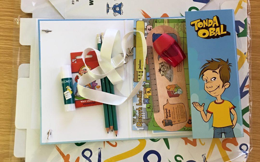 Zahájení školního roku 2016 a dárečky pro prvňáčky vUherském Hradišti