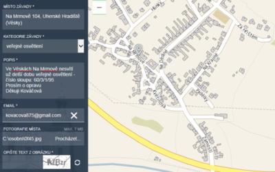Využívejme aplikaci Zlepši své město efektivně a zlepšujme tím veřejný prostor!
