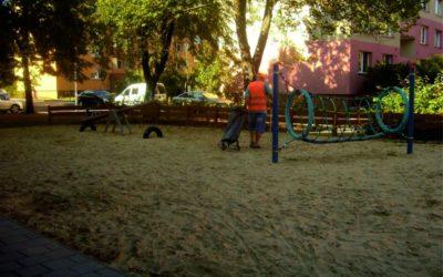 Spolupráce sNadějí se městu vyplácí. Pomáhá udržovat Uherské Hradiště čisté