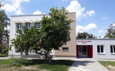 Rekonstrukce MŠ a ZŠ Šafaříkova