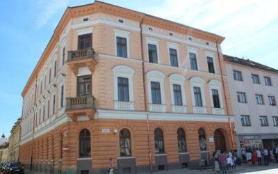 Základní umělecká škola se vrátila do opraveného domu na Mariánském náměstí