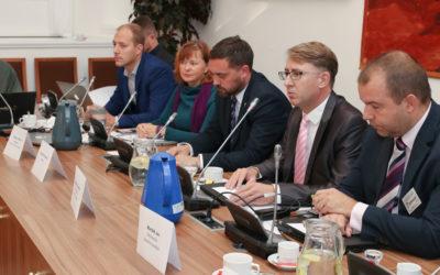 Seminář kodpadům a cirkulačnímu hospodářství súčastí ministerstva i odborníků