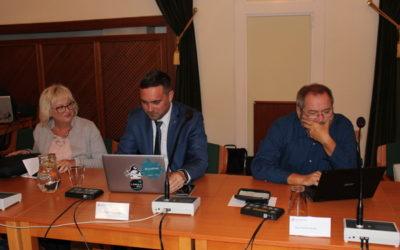 První zastupitelstvo města Uh. Hradiště po komunálních volbách 2018