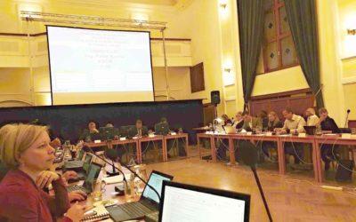 PRÁCE: Report zosmého zastupitelstva města Uherské Hradiště