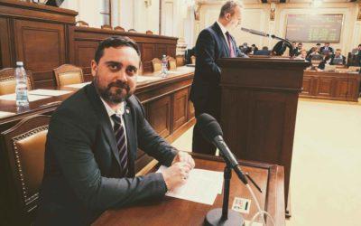 PRÁCE: Tzv. oběhové hospodářství jde do druhého čtení a do výborů sněmovny. Navrhl jsem prodloužení projednání o dvacet dnů, na celkem 80 dnů