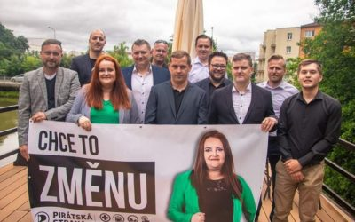 PRÁCE: Včera jsme ve Zlíně odstartovali krajskou kampaň