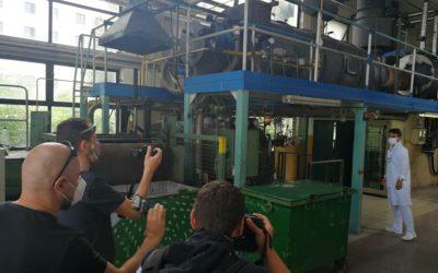 PRÁCE: Plán na modernizaci zařízení na tepelné zpracování nemocničního odpadu vnemocnici Uh. Hradišti