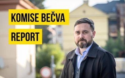 Jak předejít další Bečvě? Za vyšetřovací komisi navrhujeme upravit legislativu, vypracovat seznam výústí a stanovit jasné postupy